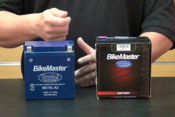 best motorcycle battery gel on the market