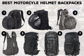 best motorcycle helmet bag on the market