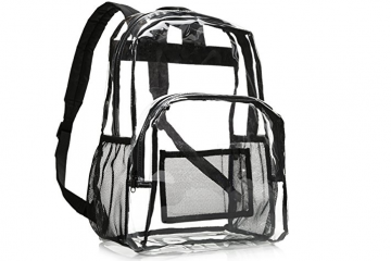 Best Clear Transparent Backpacks