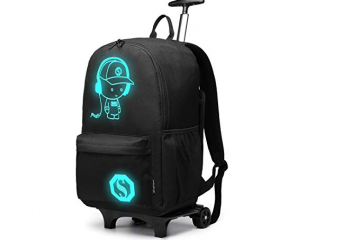 Best Rolling Wheeled Backpacks